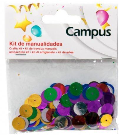 SET MANUALIDADES CAMPUS CIRCULOS 12MM