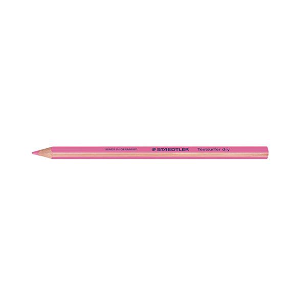 Lápiz fluorescente Textsurfer dry Rosa