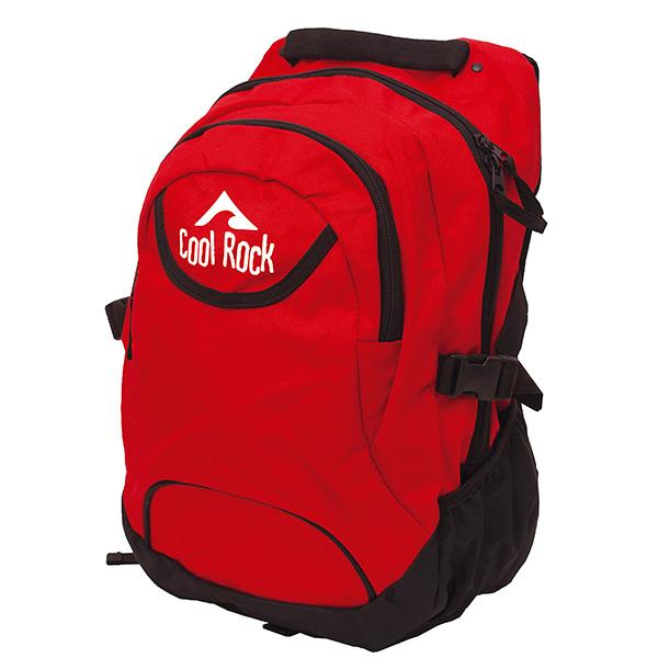 Mochila Cool Rock roja