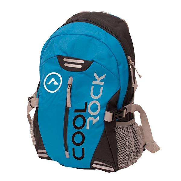 Mochila Cool Rock azul