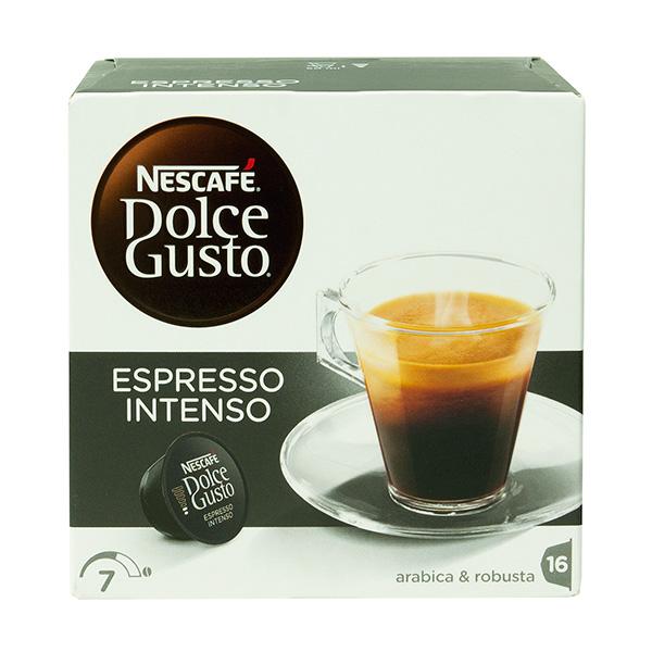 Cápsulas Café Dolce Gusto Intenso
