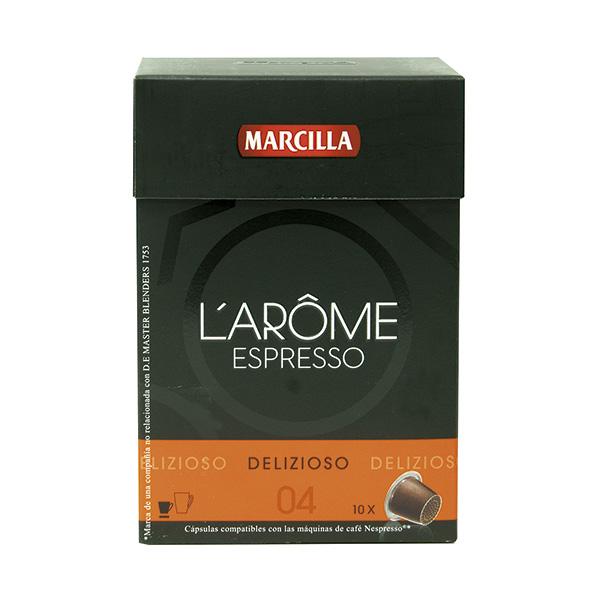 Café Marcilla para Nespresso