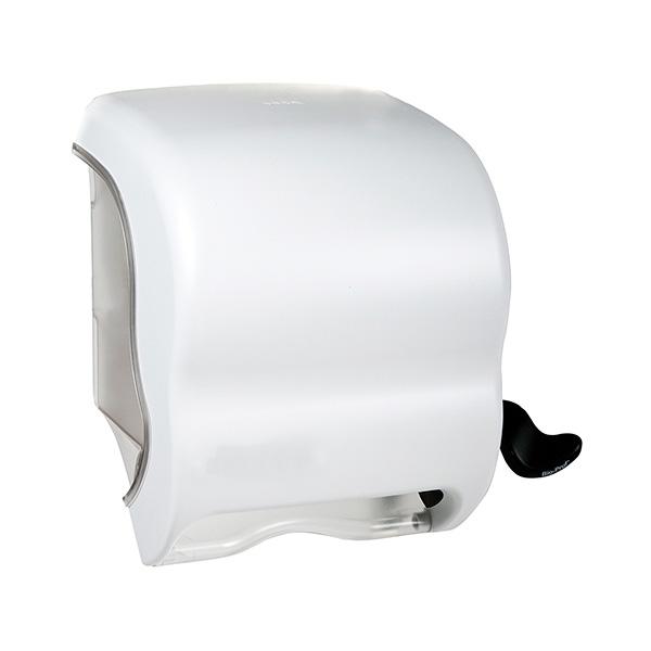 Dispensador bobina secamanos con autocorte manual