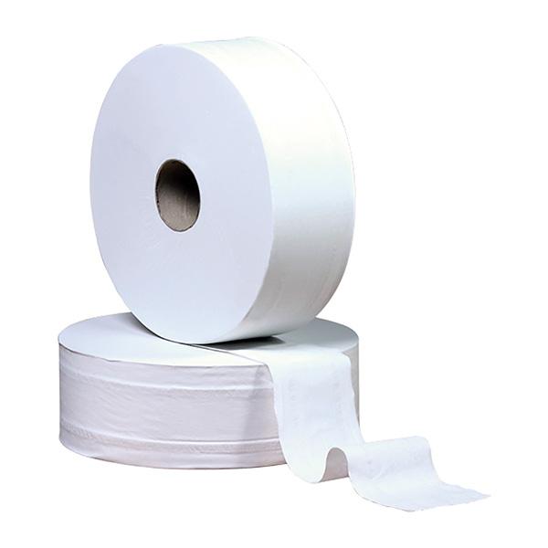 Papel higiénico industrial 2 capas