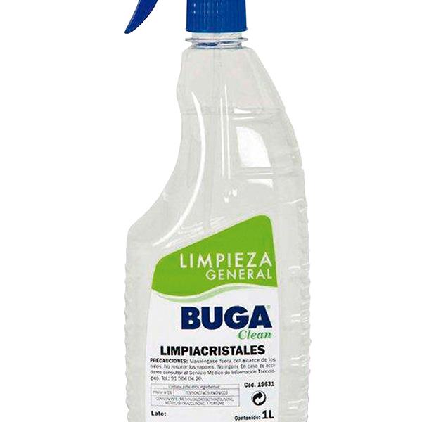 Limpiacristales con pulverizador 1 litro