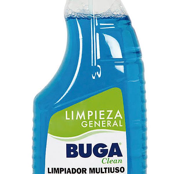 Limpiador multiusos con pulverizador 1 litro