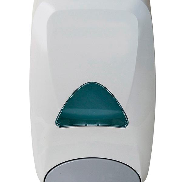 Dosificador de jabón manual en espuma