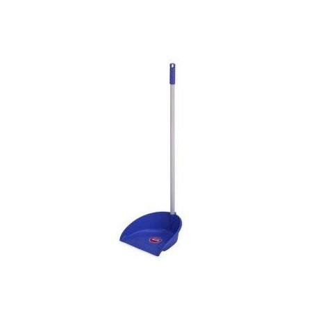 Recogedor de plástico con palo