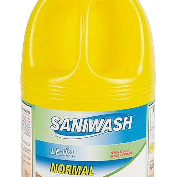 Lejía con detergente gran formato 5 litros