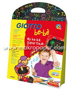 Giotto bebe Super pizarra + tizas