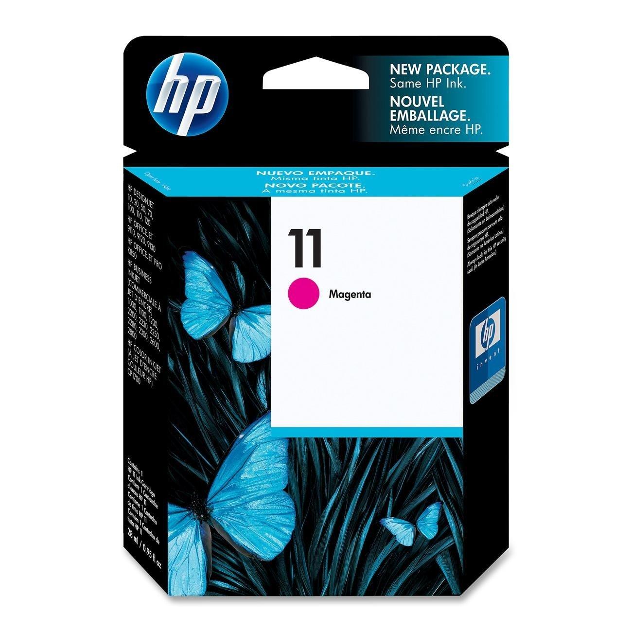 Cartucho inkjet HP 11 (C4837AE) Magenta