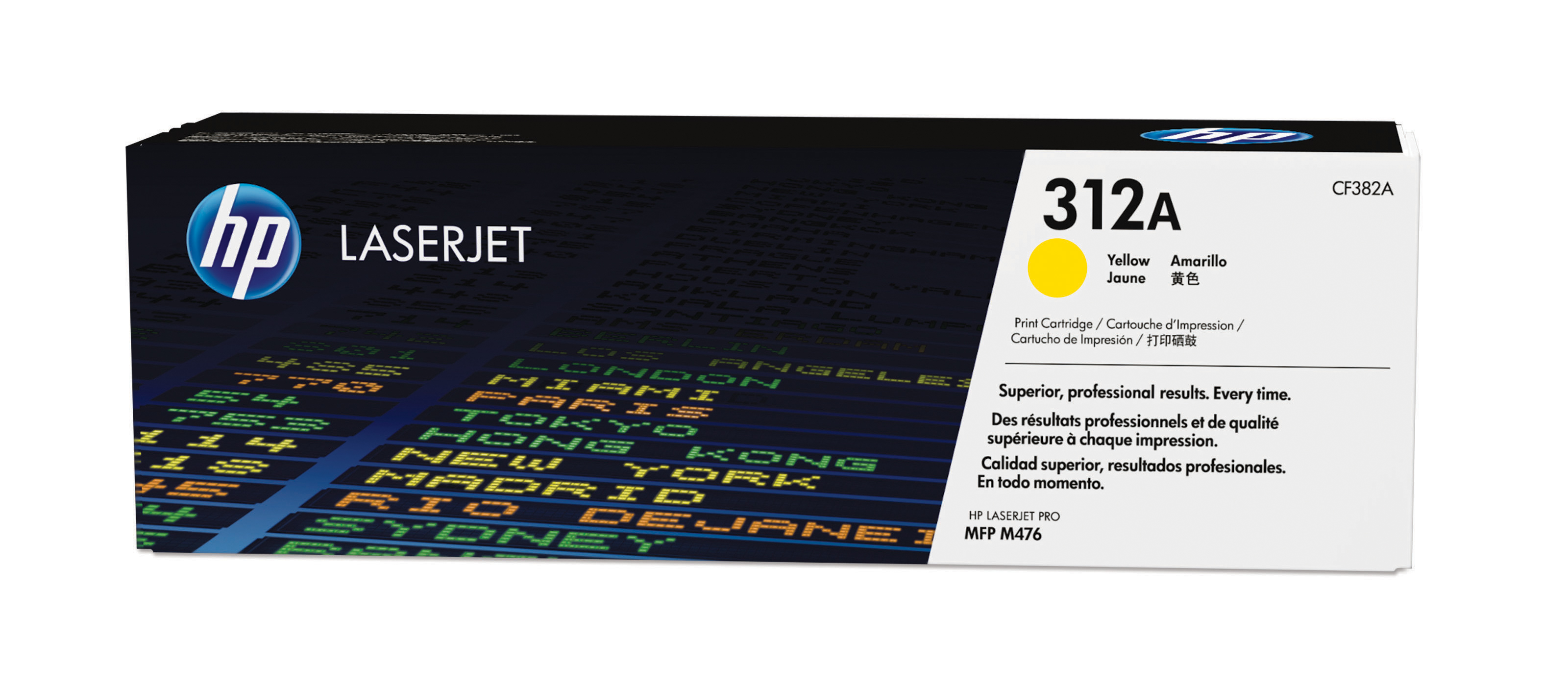 HP TONER CARTRIDGE LASERJET 312A GROC M476