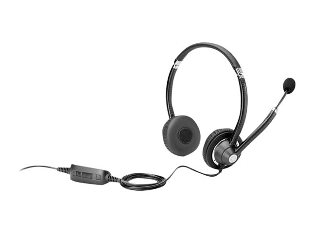 HP AURICULARES CON CABLES UC