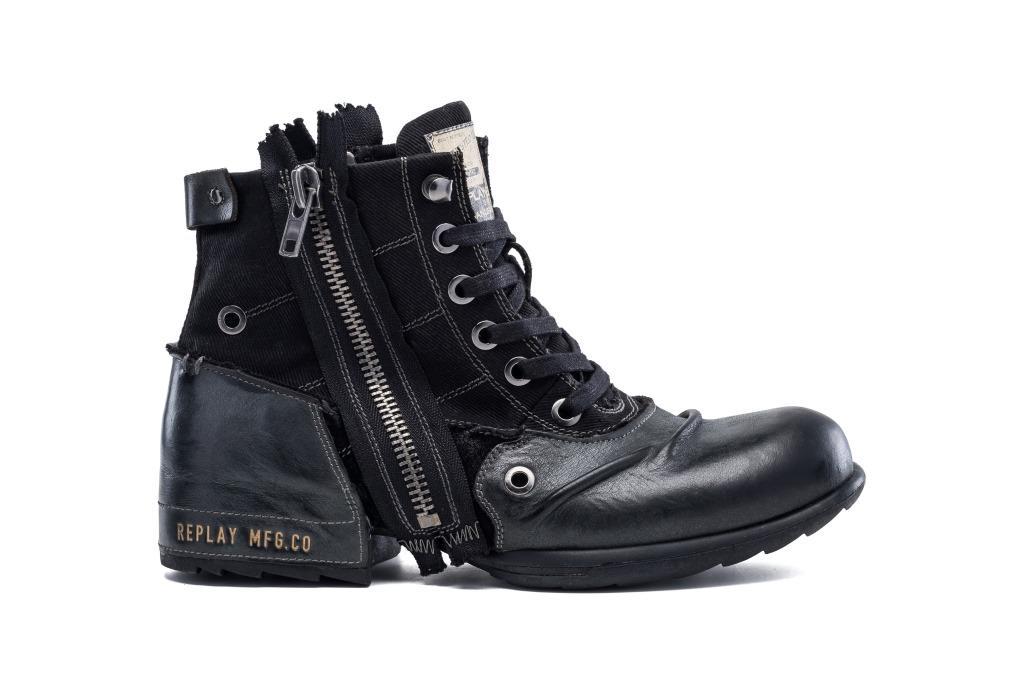 CLUTCH 0003 BLACK