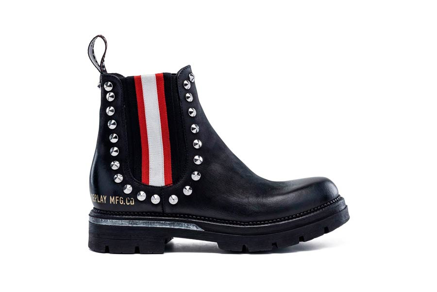 RHODAN 0178 BLACK/ RED