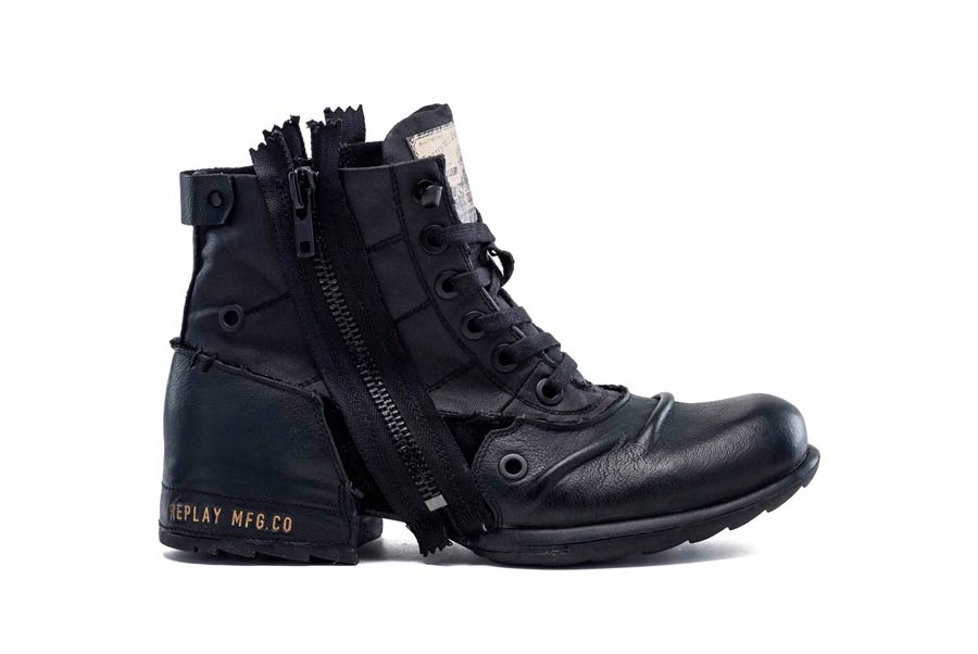 CLUTCH 0562 BLACK BLACK