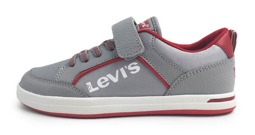 CHICAGO VELCRO 2013 LTY GREY RED