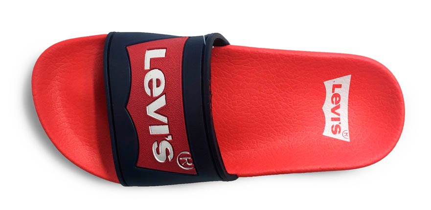POOL 0290 NAVY RED