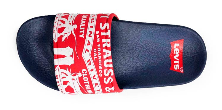 POOL 2H 0896 RED NAVY