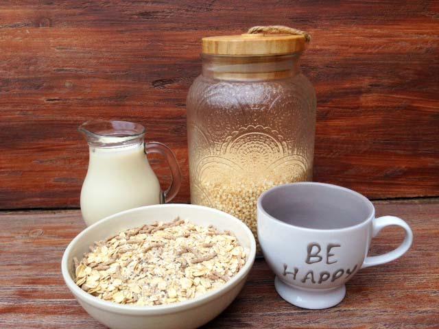 Cereales: Energía 100% natural más Listado cereales sin gluten