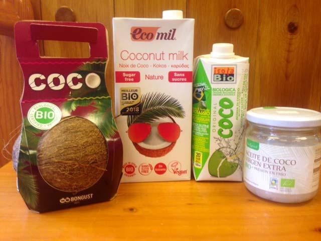 El coco, una joya tropical