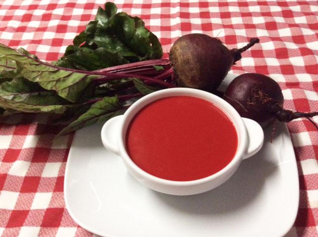 gazpacho remolacha