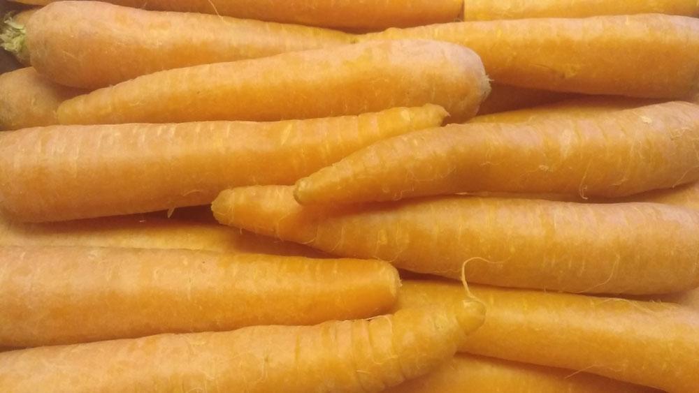 ¡Refuerza tu salud comiendo zanahorias!