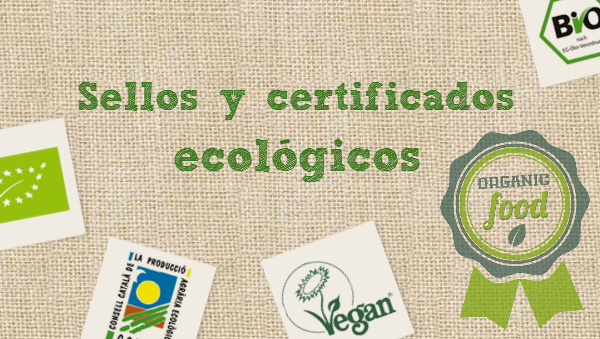 sellos certificados ecologicos