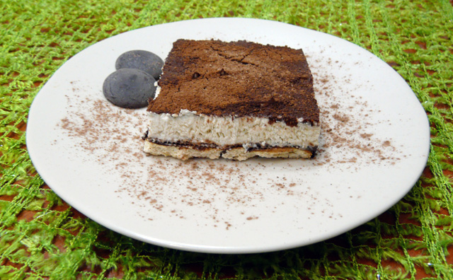 tiramisu chocolate cafe