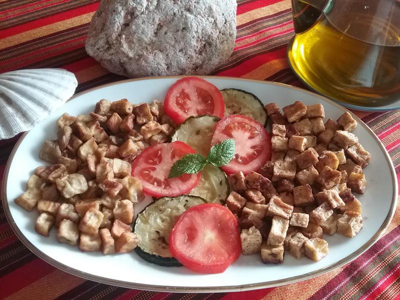 receta tofu