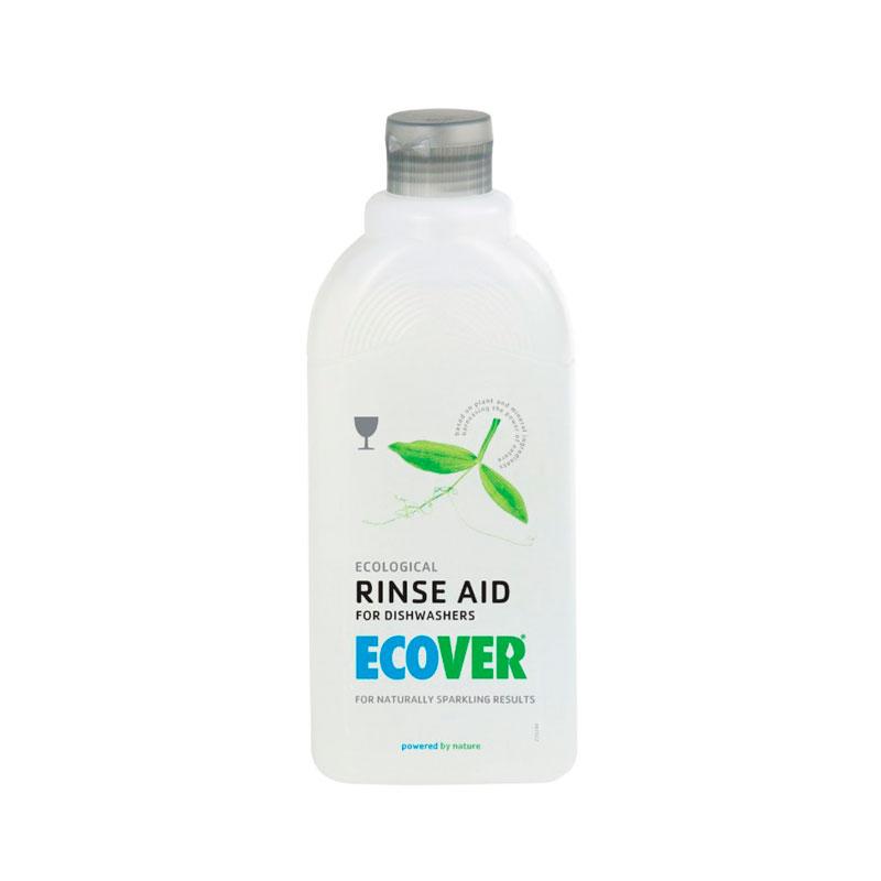 Abrillantador lavavajillas 500 ml.  Ecover