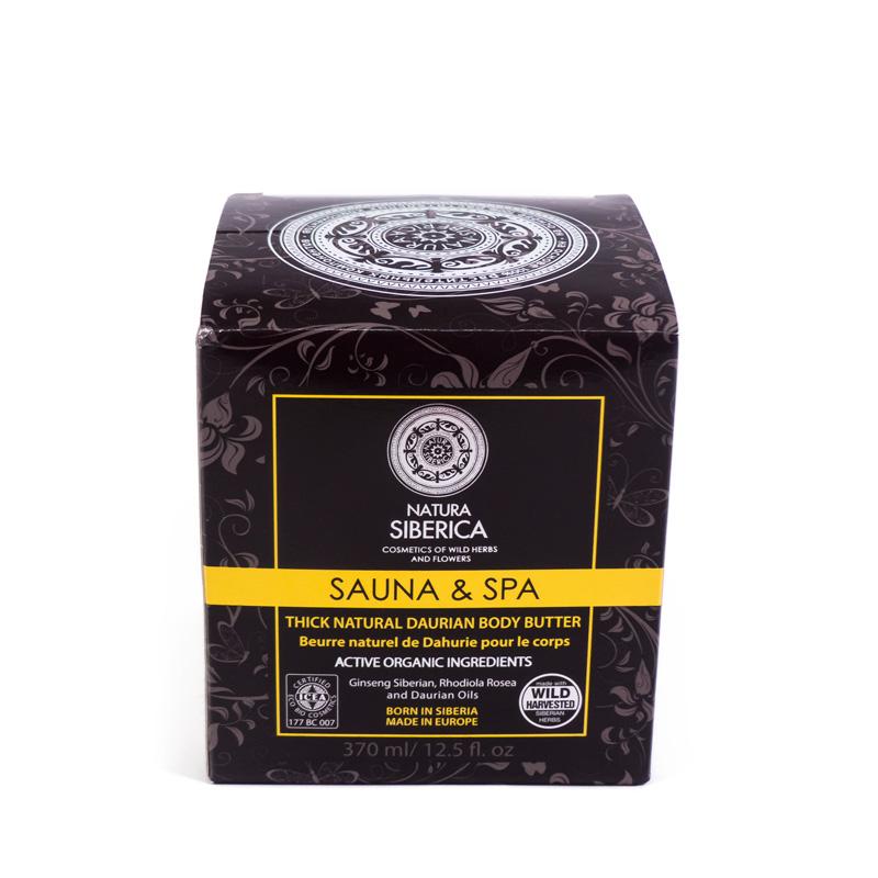 Aceite daurico corporal 370 ml. Sauna&Spa