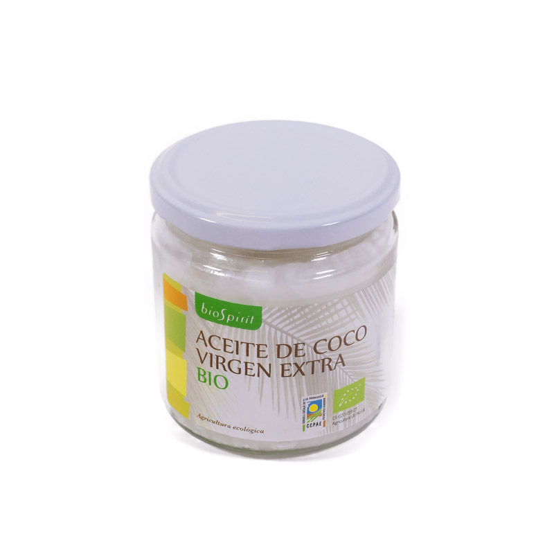 Aceite de coco 240 gr Biospirit