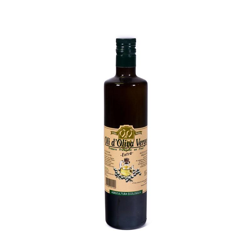 Aceite de oliva virgen 750ml Vila Vella