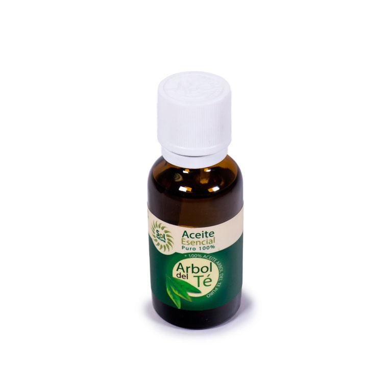 Aceite esencial arbol del te 30 ml. Sol Natural
