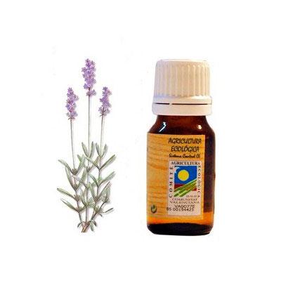 Aceite esencial Lavanda 10 ml. Ecoaromuz