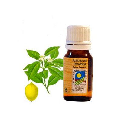 Aceite esencial Limon 10 ml. Ecoaromuz