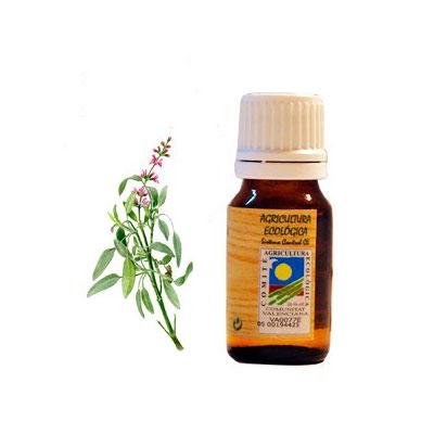 Aceite esencial Salvia 10 ml. Ecoaromuz