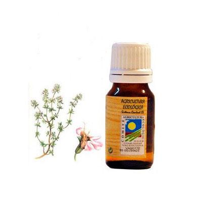 Aceite esencial Tomillo 10 ml. Ecoaromuz