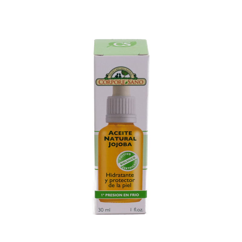 Aceite natural Jojoba 30 ml. Corpore Sano