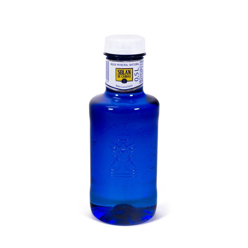 Agua 500 ml. Solan de Cabras