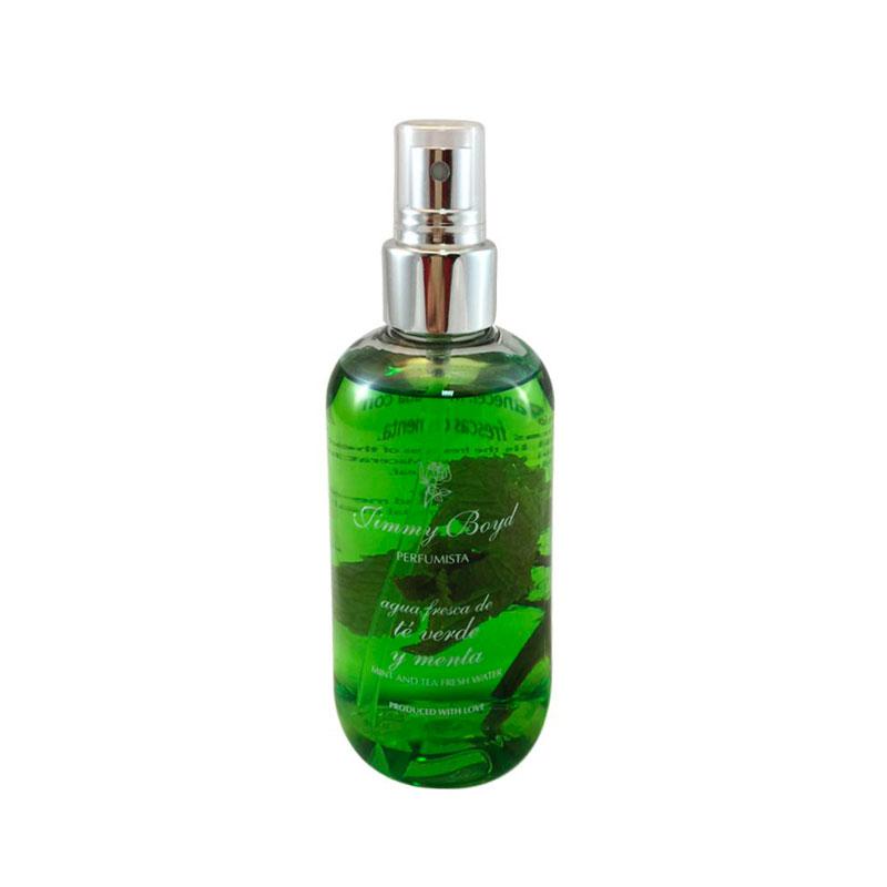 Agua fresca te verde con menta 250 ml. Jimmy Boyd