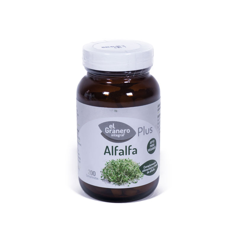 Alfalfa 200 comp. El Granero