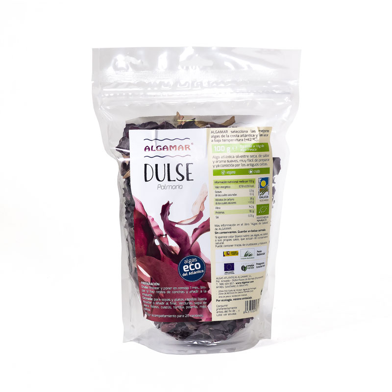 Alga dulse 100 gr. Algamar