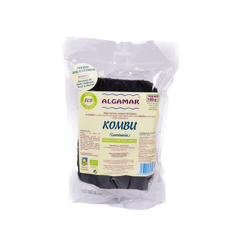 Alga kombu 100 gr Algamar