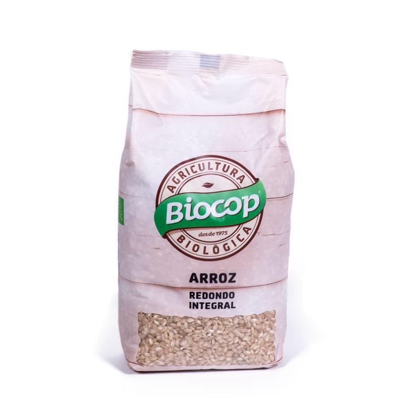 Arroz integral redondo 1 kg Biocop