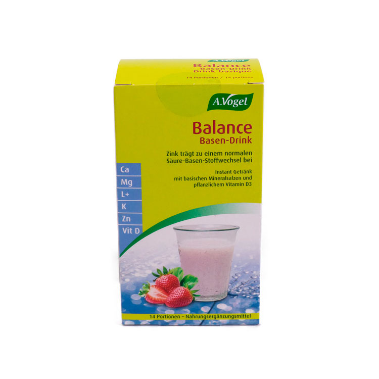 Balance base drink 14 sticks A.Vogel