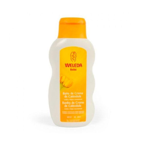 Baño de crema calendula 200 ml. Weleda