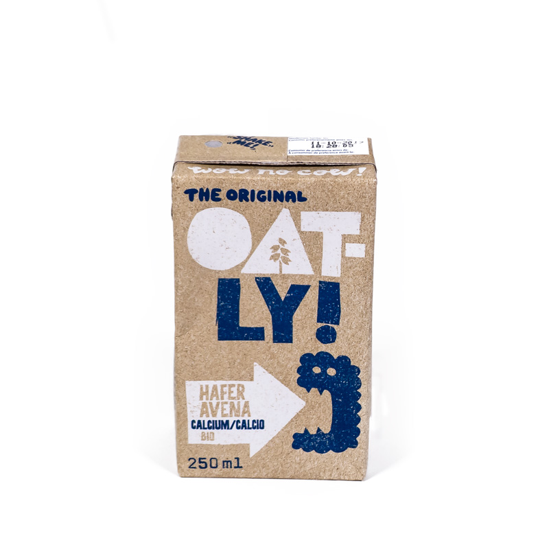 Bebida avena calcio 250 ml Oatly