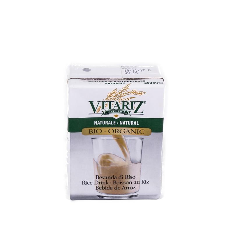 Bebida de arroz 200ml Vitariz